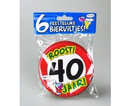 bierviltjes 40b