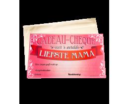 Cadeau Cheque Mama