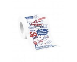 Toiletpapier Abraham 50 jaar