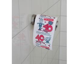 Toiletpapier 40Mb