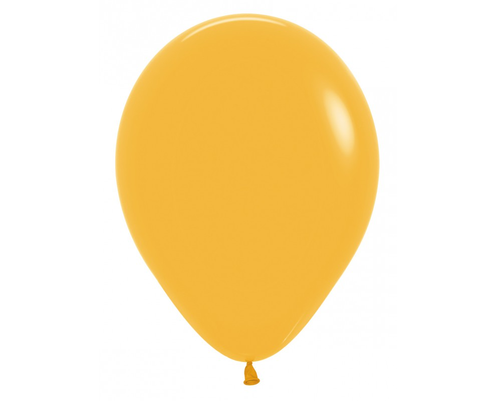 Ballon Fashion Mustard 30cm