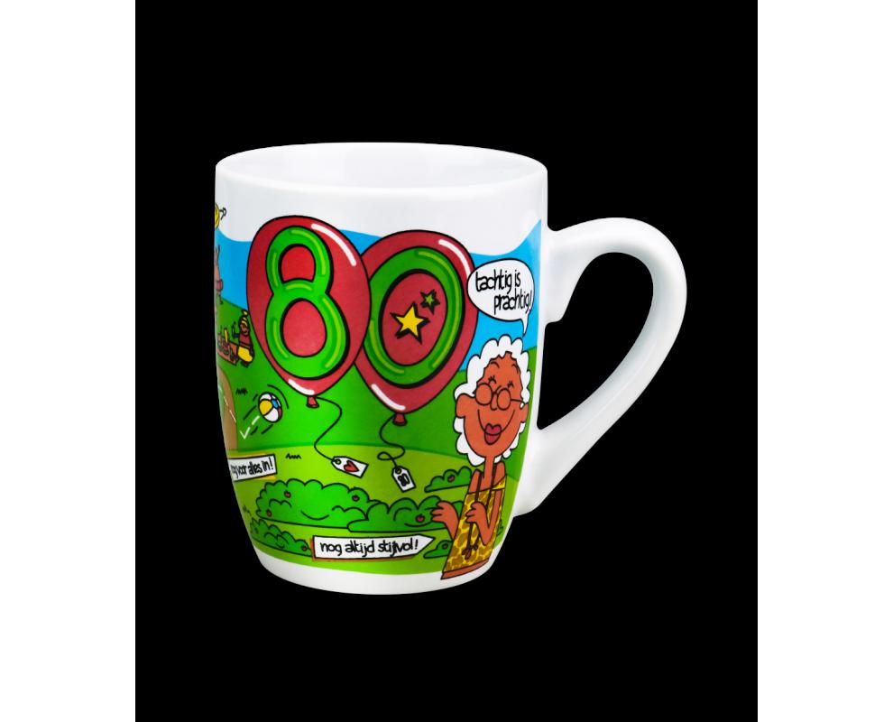 Mok 80 jaar