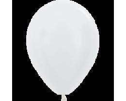 Ballon Pearl white 12cm