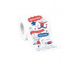 Toiletpapier Geslaagd
