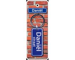 Daniël Straat sleutelhanger