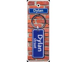 Dylan Straat sleutelhanger