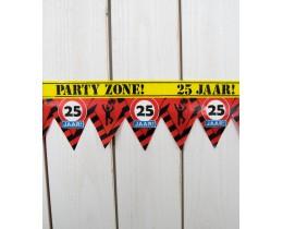 Afzetlint 25 Party Tapec
