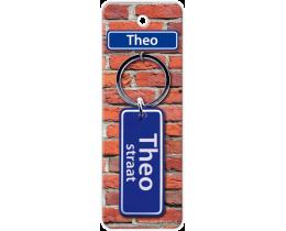 Theo Straat sleutelhanger
