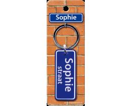 Sophie Straat sleutelhanger