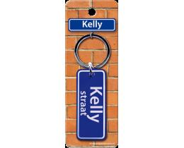 Kelly Straat sleutelhanger