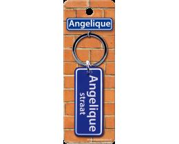 Angelique Straat sleutelhanger