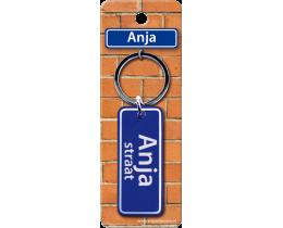 Anja Straat sleutelhanger