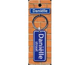 Daniëlle Straat sleutelhanger