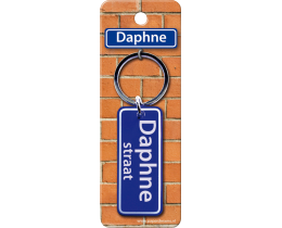 Daphne Straat sleutelhanger