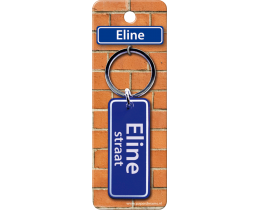 Eline Straat sleutelhanger