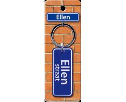 Ellen Straat sleutelhanger