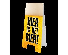Warning Sign Bier