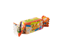 Snoepverpakking 16 jaar