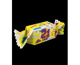 Snoepverpakking 21 jaar