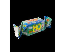 Snoepverpakking 80 jaar