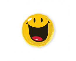 Folieballon Smiley1