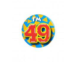 Button 49 jaar