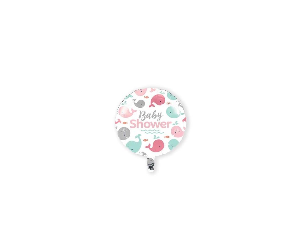 Folieballon-lil-spout-pink