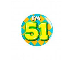 Button 51 jaar