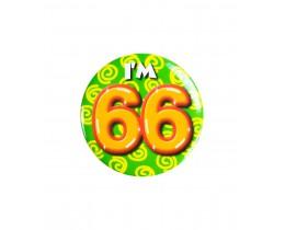 Button 66 jaar