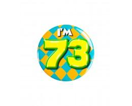 Button 73 jaar