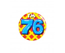 Button 76 jaar