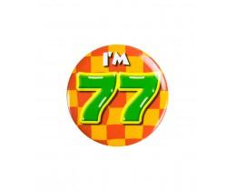 Button 77 jaar