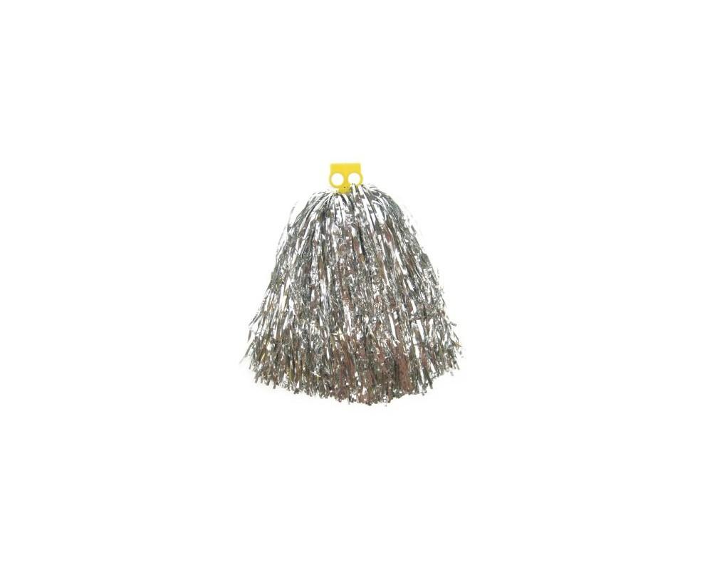Pompon Zilver