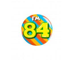 Button 84 jaar