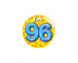 Button 96 jaar