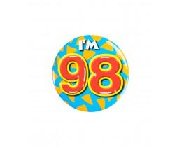 Button 98 jaar