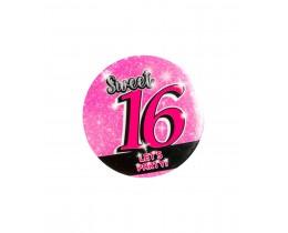 Button Sweet 16