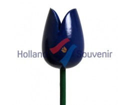 Tulp blauw 24