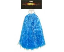 Pompon Blauw