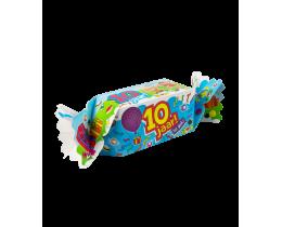 Snoepverpakking 10 jaar