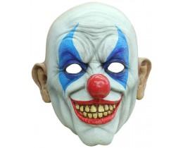 Hoofdmasker Clown happy