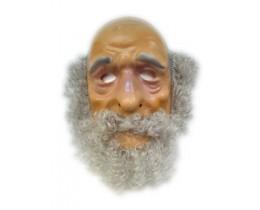Abraham masker Haar