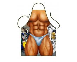 Fun Schort Muscle man