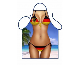 Fun Schort Duitse bikini
