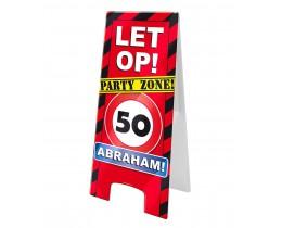 Warning Sign Abraham
