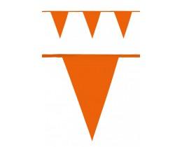 Vlaggenlijn Oranje 10 meter