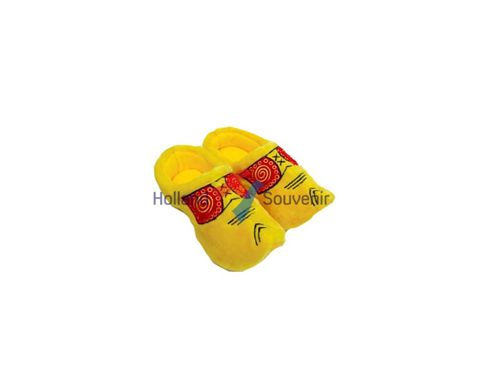 Klompslof geel 34-35