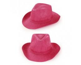Hoed Cowboy pink