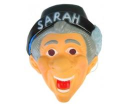 Sarah masker hoed